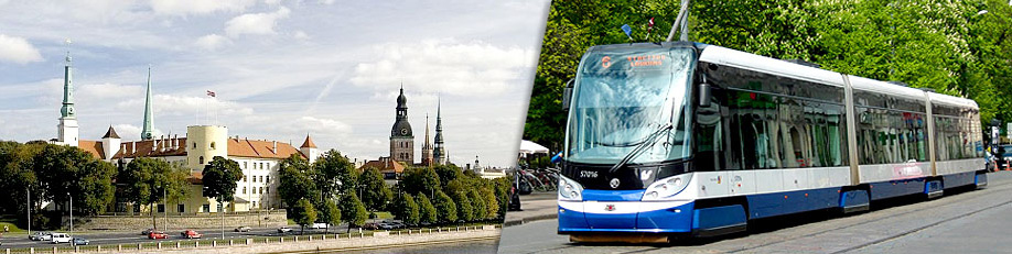 Transport solutions in Riga: future now